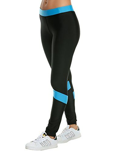 d294d470dce Ekouaer Womens Yoga Running Active Ankle Legging Tights     Check out the  image by