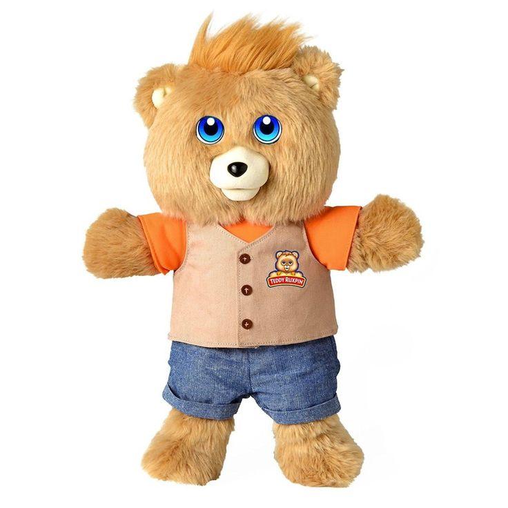 Teddy Ruxpin Talking Bear Animated Storytelling LCD Eyes Magical Bear Reading #teddyruxpin #talkingbear #storytelling #educational