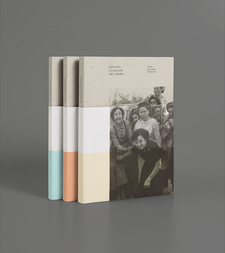A collection of books that recovers the memory of a small town in southern Spain through an photographic archive built thanks to the collaboration of the neighbors.