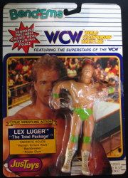 JusToys BendEms/WCW LEX LUGER