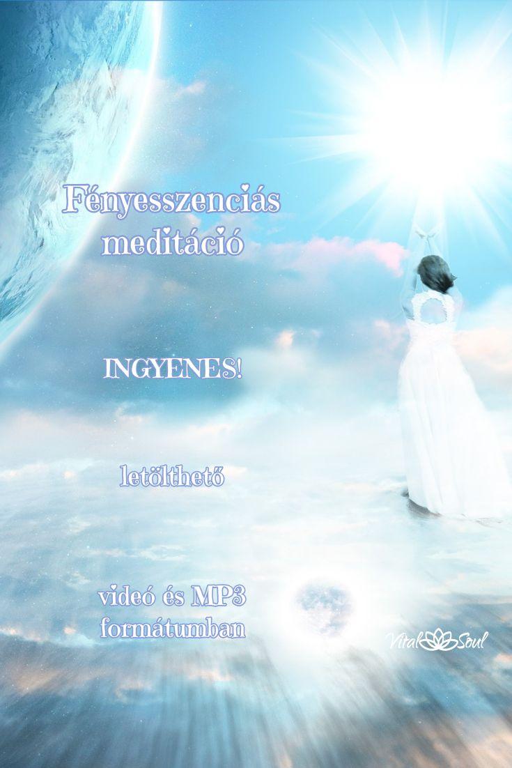 Szeretettel nyújtom át feléd a Fényesszenciás meditációt!   Itt tudod letölteni INGYENESEN! https://goo.gl/kWfWQD  A meditáció üzeneteivel segítem lelked finomhangolását. Támogatlak, hogy a gondolatok által harmonikusabb, egészségesebb, boldogabb életet tudj megélni.  Amennyiben hírleveleimet már kapod, semmilyen teendőd nincsen, csak nézd meg az email fiókod!  Áldás, Hála és Szeretet! ❤☀❤  #meditáció #lélekhangoló #lélekemelő #vitalsoul #testéslelekotthona #atetestilelkiegészséged
