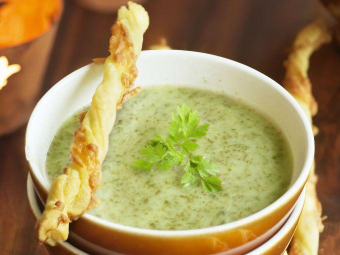Sopa para combatir el resfriado