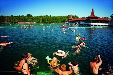 Hévíz Thermal Lake