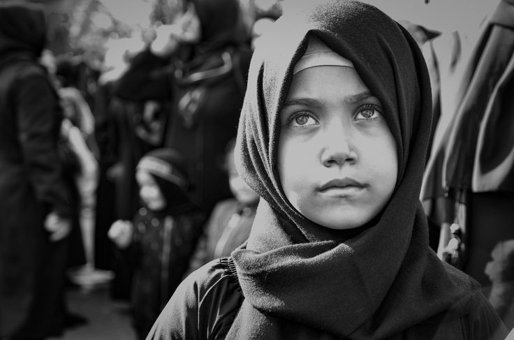 Worldwide day of Ashura and Children - Istanbul, Turkey - October 11, 2016: Worldwide day of Ashura and Children. Turkish Shia Muslims mourning for Imam Hussain. Caferis take part in a mourning procession marking the day of Ashura in Istanbul's Kucukcekmece district, Turkey on October 11, 2016. Caferi Muslims are observing the Ashura, the tenth day of the first Islamic month of Muharram, to commemorate the martyrdom of Imam Hussein, a grandson of the Prophet Mohammed, in the Iraqi city of…