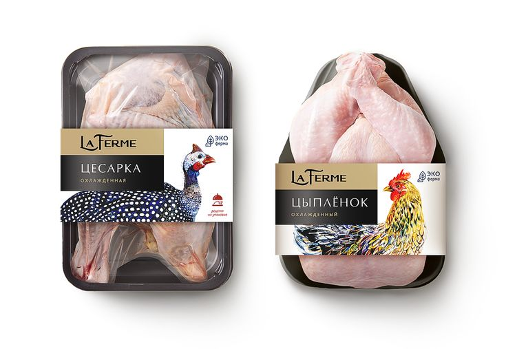 La Ferme: Label design, Brand book, Logotype, Product branding, Package design