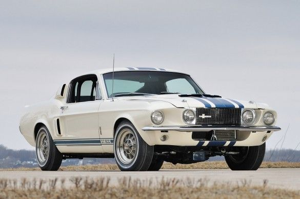 One-off 1967 Shelby GT500 Super Snake going up for auction in May of this year.