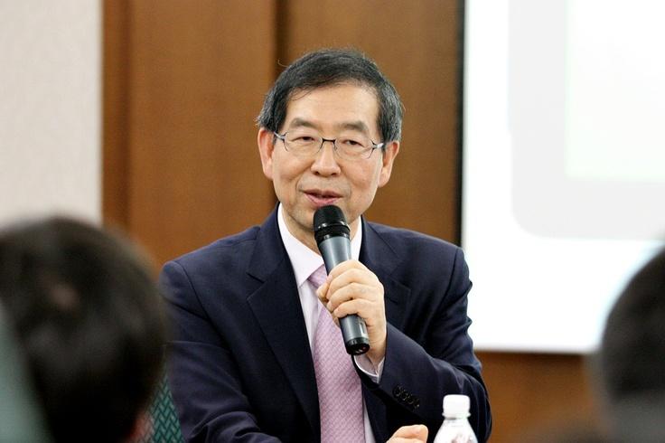 <2012/2/23 박원순 서울시장 블로거 간담회> with TNM Partners