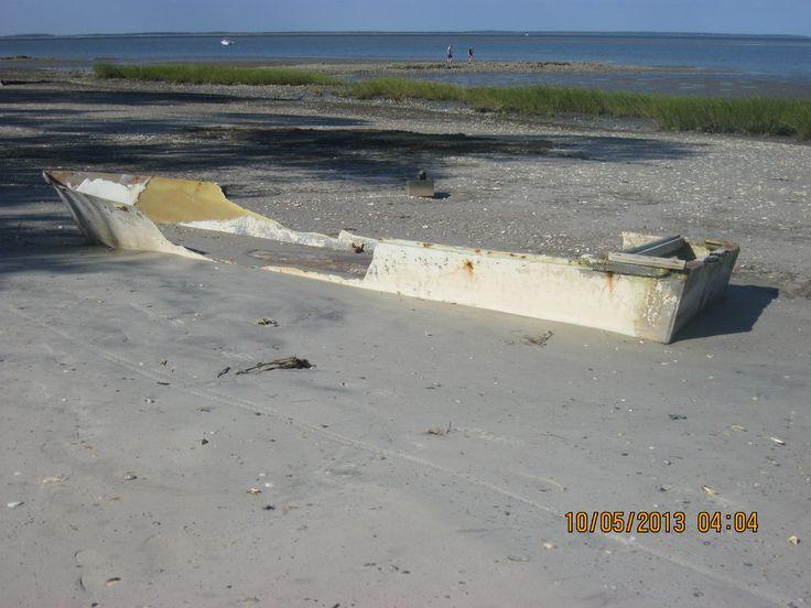 Coffin Point Beach St Helena Island