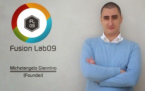 Master Community Manager: Michelangelo Giannino, Social Media Manager e fondatore di FusionLab09