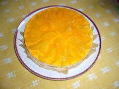 ovocný dort za studena