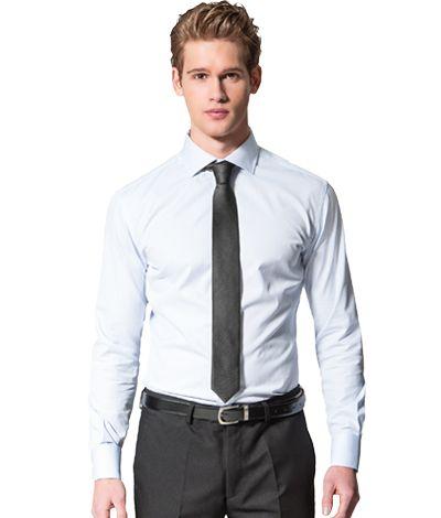 Blue 100% cotton Shirt http://www.tailor4less.com/en-us/men/shirts/2384-blue-100-cotton-shirt