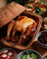 Kylling i leirgryte -