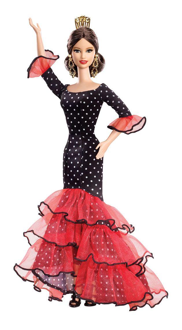 Barbie da Espanha