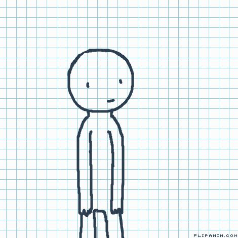 flirting by bear-42 #gif #anim #animation #flipanim #flipbook #drawing #draw