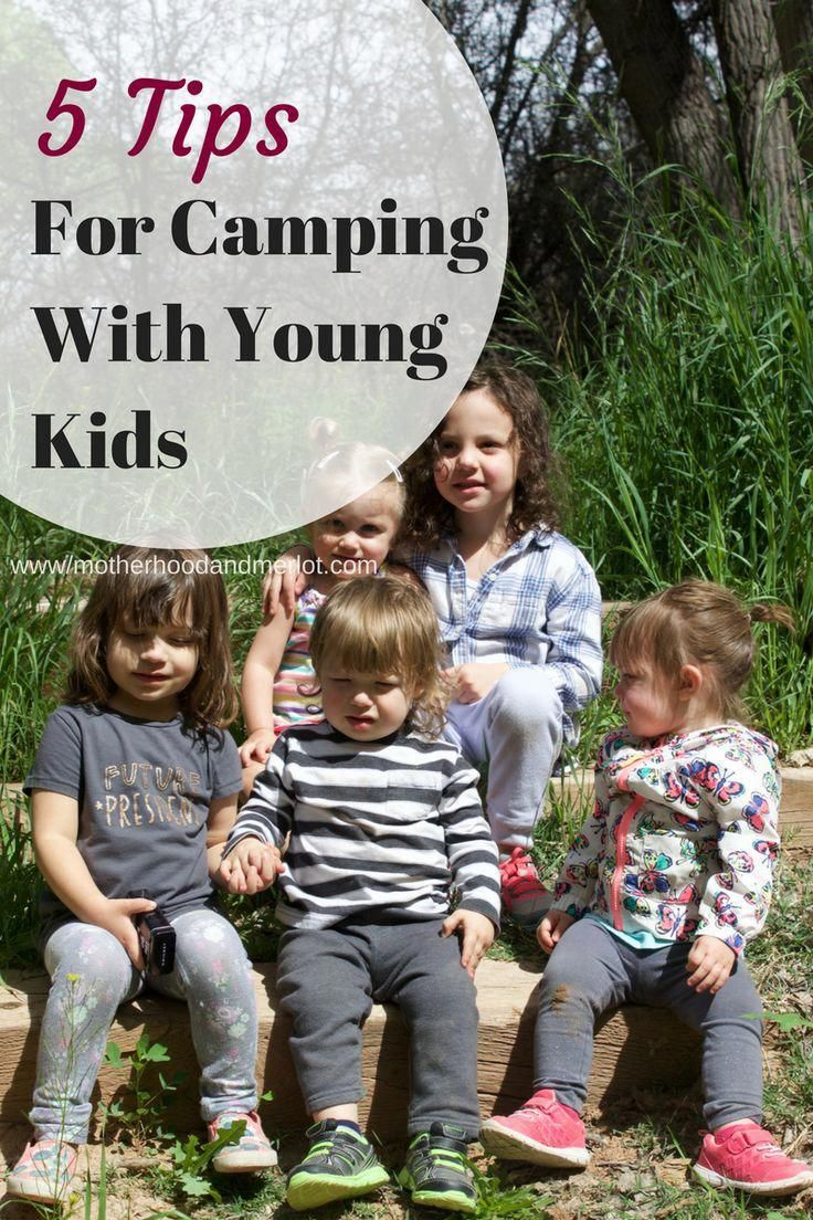 Planning a camping trip with kids  Learn some essentials tips for camping  with toddlers from a mom of four who has been there.   CampingwithKidsPlanning- ... 4fe3cd27d137