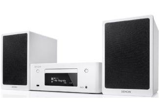 De Denon Ceol N9 is een bijzonder complete stereoset met netwerkondersteuning.