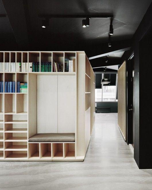 Eriksen Skajaa Architects - The workshop behind the scenes © Rasmus Norlander