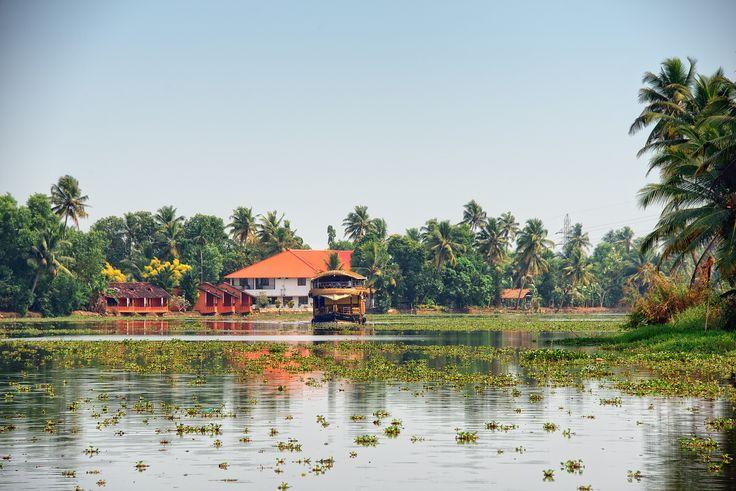 https://flic.kr/p/nQob1X | Alleppey Backwater, Kerala, India