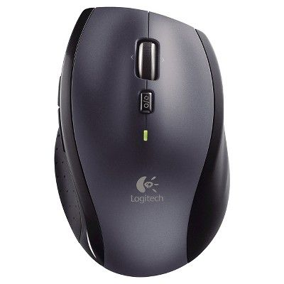 Logitech M705 Marathon Mouse for Mac/PC - Black (910-001935)