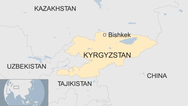 A Turkish cargo plane flying from Hong Kong has crashed in Kyrgyzstan, killing at least 37 people, most of them on the ground, officials say. The Boeing 747 TC-MCL aircraft operated by ACT Airlines crashed as it landed in fog at Manas airport, 25km (15 miles) north of the capital, Bishkek.