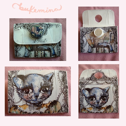 Tetrapack wallet