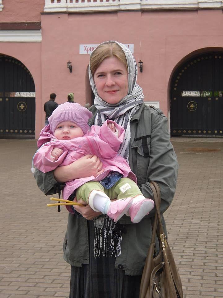11 мая стала крестной мамой для маленького человечка, которого люблю всем сердцем - чудной девочке-красавице Анне.