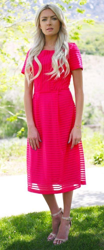 Bella Dress - MDS1059