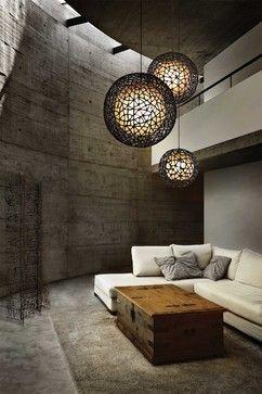 Living Room Lighting Gallery
