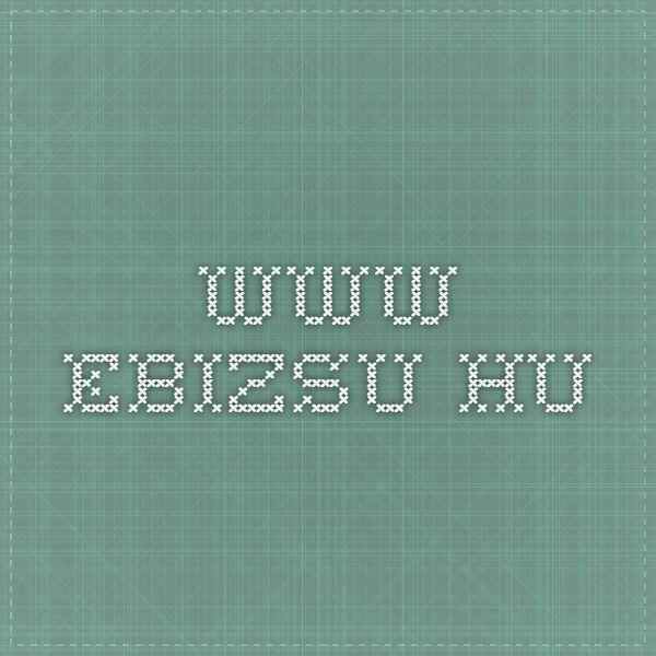 www.ebizsu.hu