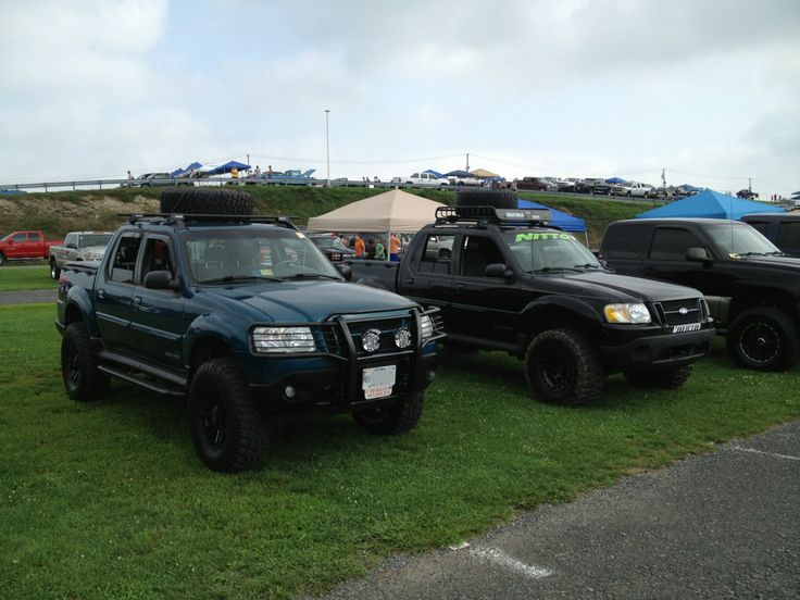 01 STrunner's Sport Trac - Ford Explorer and Ranger Forums ...