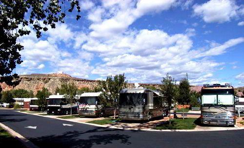Zion River Resort and RV Park - Luxury RV Park in Virgin UT