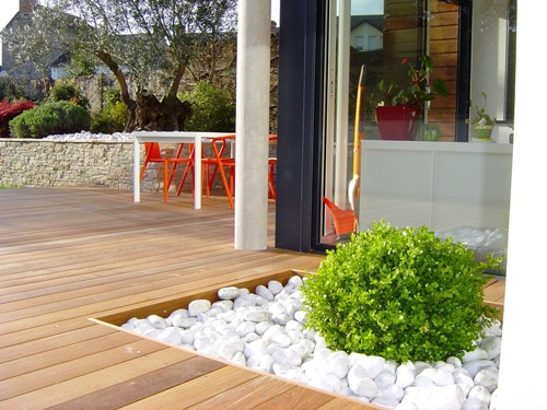 43 best Terrasse  extérieur images on Pinterest Landscaping, Roof