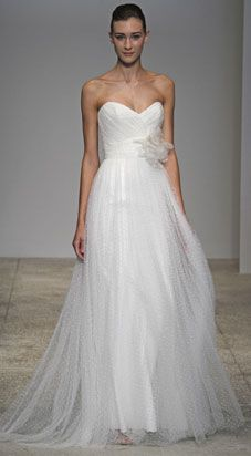 Fresh Christos gowns are amazing