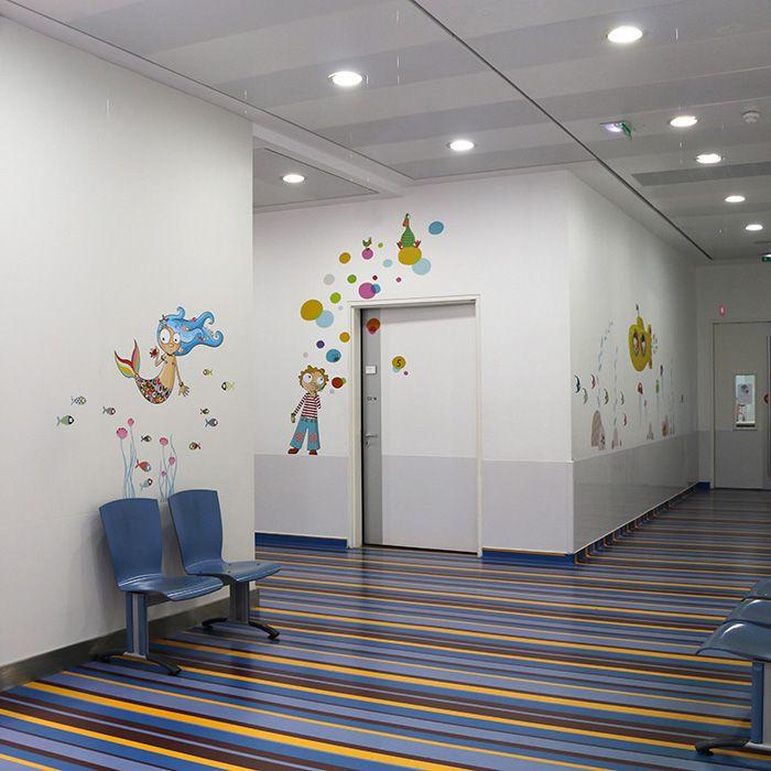 Les 386 meilleures images propos de h pital enfants sur - Salle de bain hopital ...