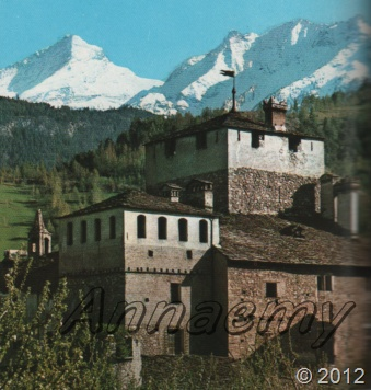 Castelli della val d'Aosta 4