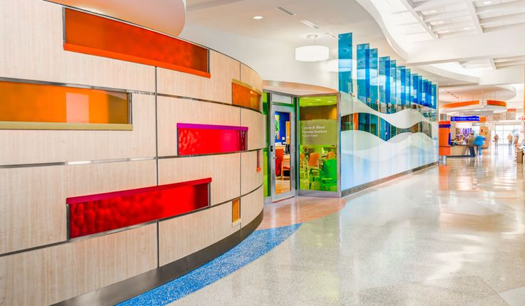 Cincinnati Children's Hospital Medical Center: Cancer and Blood Disease Institute Outpatient Unit | GBBN architects (http://www.cincinnatichildrens.org)