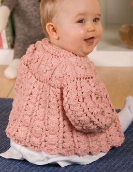 Crochet Pattern Central - Free Girl's Clothing Crochet