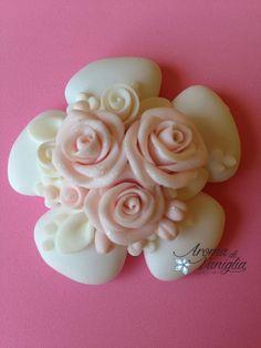 bouquet rosa chiaro