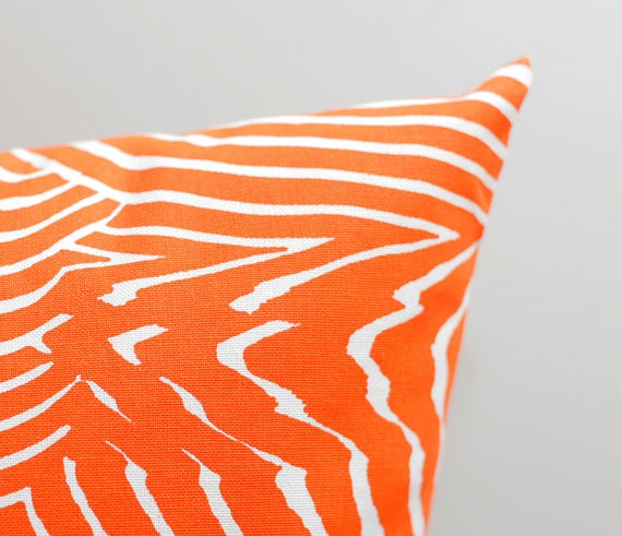 marimekko orange