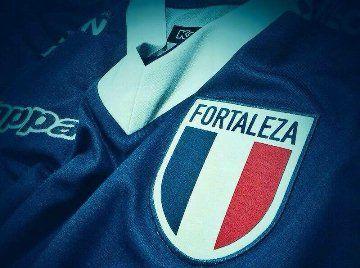 Fortaleza Esporte Club 2014/15 Kappa Third Kit. Inspired by France.