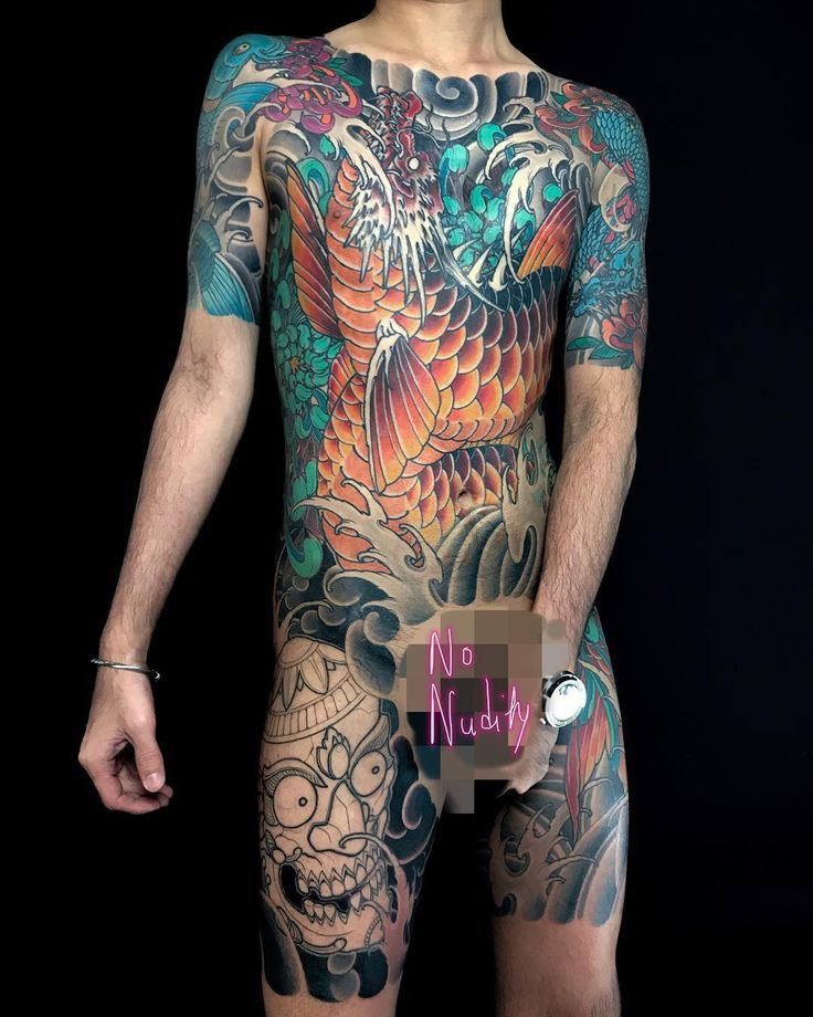 Best 25+ Yakuza Tattoo Ideas On Pinterest