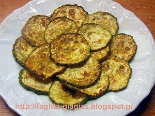 Κολοκυθάκια τηγανιτά χωρίς αλεύρι