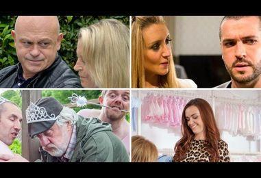 12 big soap spoilers: EastEnders Grant secret, Corrie cheat, Emmerdale rage