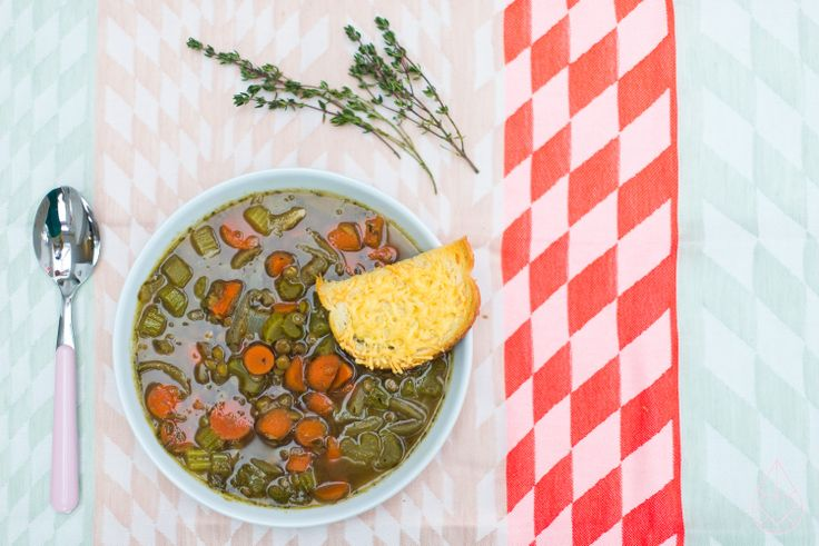 Lentil soup - by zilverblauw