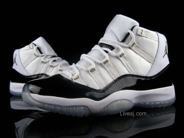 Jordan XI Retro. Always wanted a pair of these, was never able to make it happen.