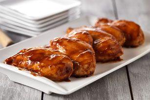 BBQ Chicken - Easiest & Yummiest Weeknight Chicken Recipe
