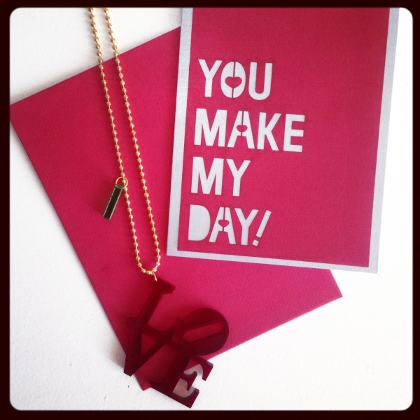 Valentijn Kaarten van One Day Shopp