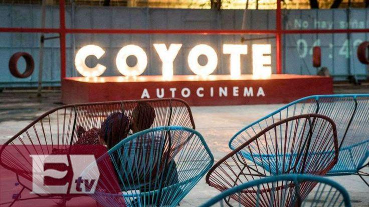 Conoce más sobre el Autocinema Coyote / Loft Cinema