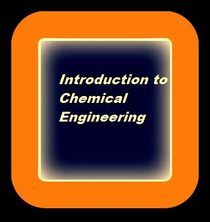 """ Introduction To Chemical Engineering  - Most values that you'll run across as an engineer will consist of a number and a unit. Some do not have a unit because they are a pure number (like pi, π) or a ratio."""