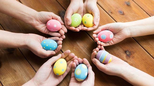6 gode ideer til sjove aktiviteter med børn i påsken | Kiddly